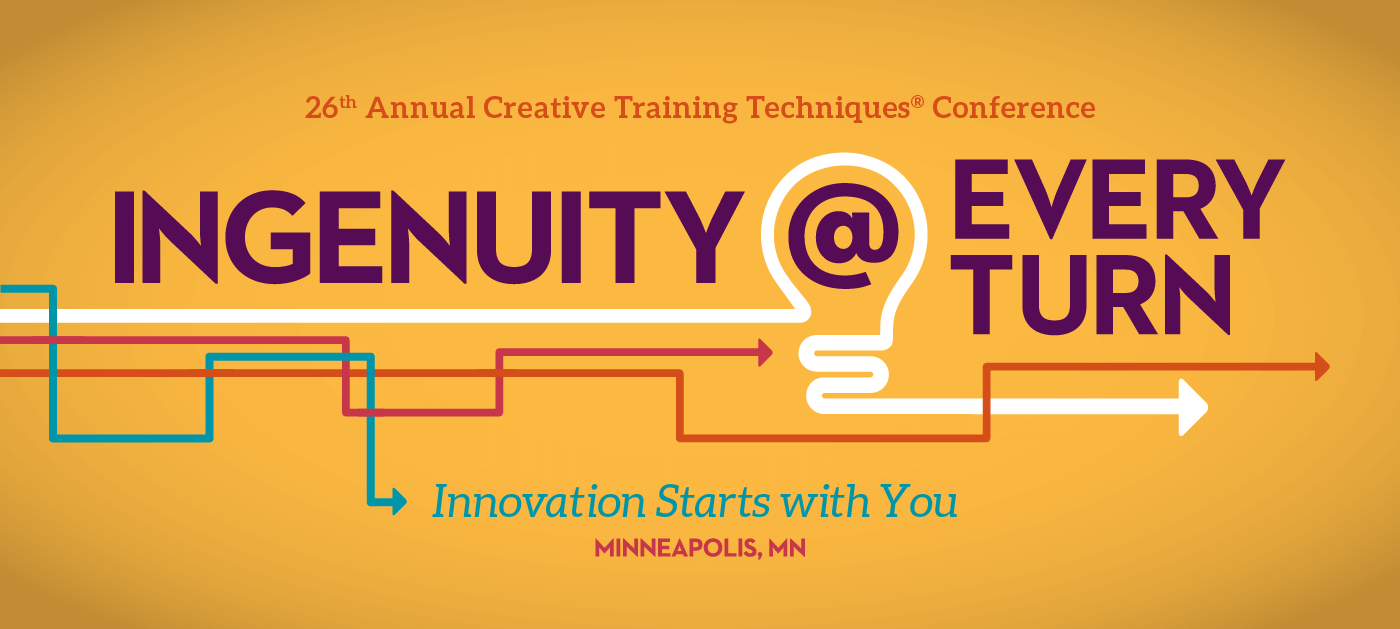 26th Annual Creative Training Techniques Conference
